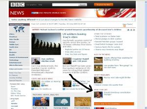bbc falsimedio